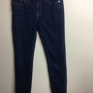 Madewell Alley Straight Jeans - Sz 24